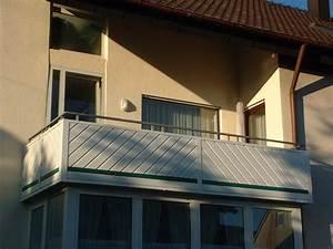 Hochwertige Baustoffe Balkonverkleidung Ulm