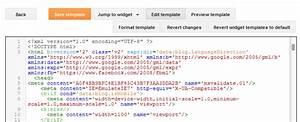 how to use the new blogger html editor helplogger With template for blogger html code