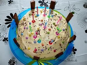 Torte Für Geburtstag : kinderriegel torte zum geburtstag meine stube ~ Frokenaadalensverden.com Haus und Dekorationen
