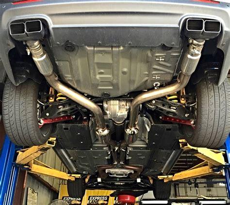 zoomers exhaust catback   challenger srt hellcat