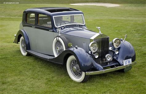1937 Rolls Royce 1937 rolls royce 25 30hp at the glenmoor gathering of