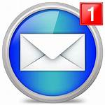Icon Gmail Clipart Notification Symbol Envelope Transparent