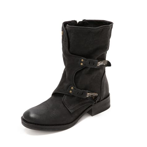 moto style boots free people left bank ankle boot rank style