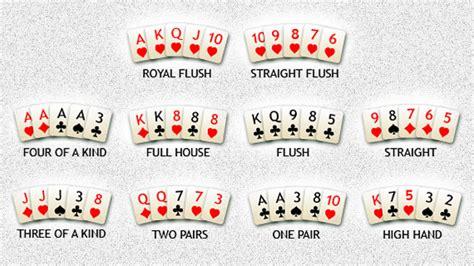hand combinations  poker adda blog