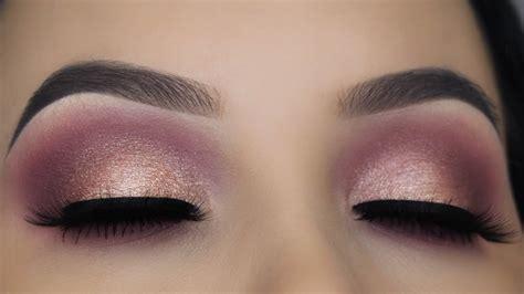 minute eye makeup  hooded eyes