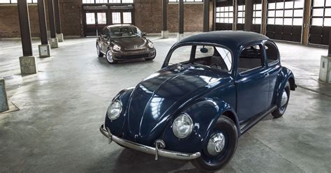 Vw To End Bug Production In 2019