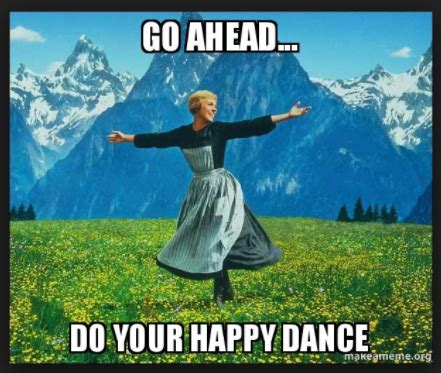Happy Dance Meme - 20 happy dance memes that will put a smile on your face sayingimages com
