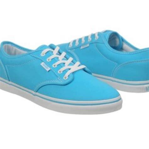 light blue vans 60 vans shoes light blue vans from jackie s closet