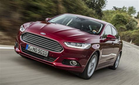 2015 Ford Mondeo  First Drive Review  Motoring Research