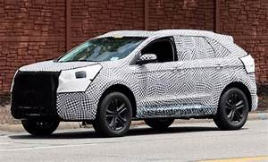 2020 Ford Edge Redesign and Changes   Ford Redesigns.com