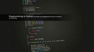 Python Programming Wallpaper - WallpaperSafari