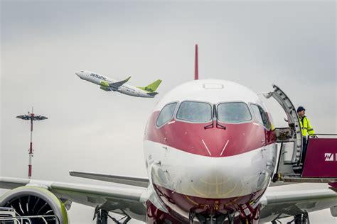 airBaltic jūlijā plāno atsākt lidojumus uz Liepāju ...