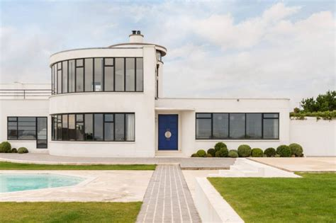 Art Deco Home Style : Amazing Art Deco Houses That You Can Actually Live In