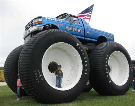 all bigfoot monster trucks the 22 weirdest and most unusual cars ever made