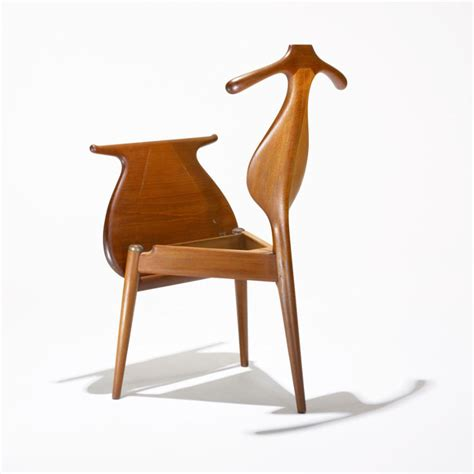 Pp 250 Valet Chair Par Hans Wegner  Blog Esprit Design