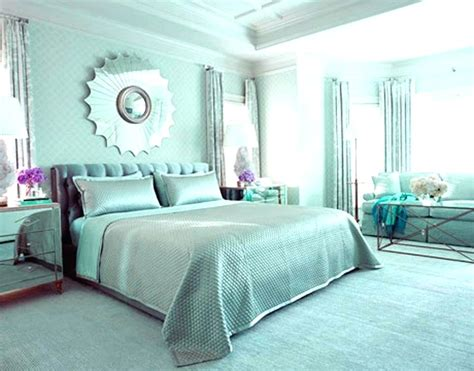 Light Teal Bedroom Walls