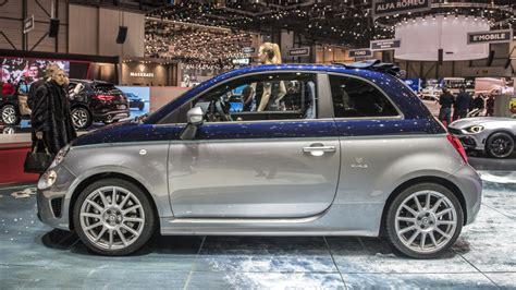 2019 Fiat Abarth 695 Rivale Geneva 2018 Photo Gallery