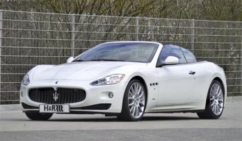 Maserati Grancabrio Modification by H R Maserati Grancabrio Car Tuning
