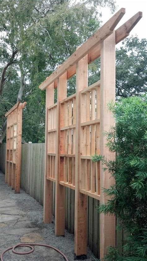 Backyard Privacy Screens Trellis - best 25 privacy trellis ideas on privacy