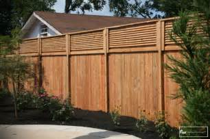 Wood Privacy Fence Ideas