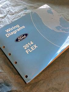 2014 Ford Flex Service Manual Electrical Wiring Diagram