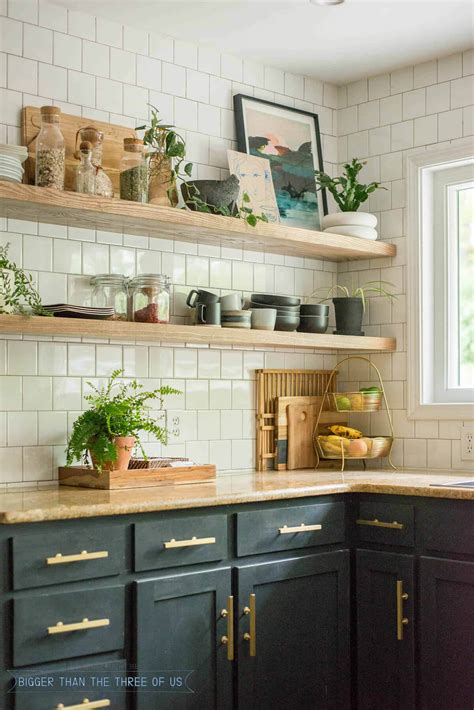 open kitchen shelf ideas  designs