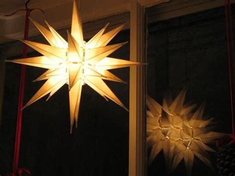 a star come to earth the moravian star at christmas