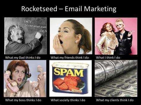 Rocketseed Email Marketing Meme