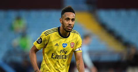 What happened to Pierre-Emerick Aubameyang just before ...