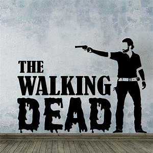 Wall decal best 20 the walking dead wall decals walking for Best 20 the walking dead wall decals