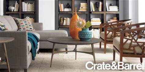 contemporary furniture denver crate and barrel the best source for modern furniture 11223 | crate and barrel