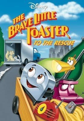 the brave toaster to the rescue trailer the brave toaster to the rescue trailer
