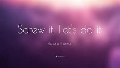 Let Screw Branson Richard Quote Wallpapers Quotefancy