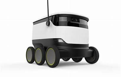 Starship Robot Technologies Delivery Robots Tech Autonomous