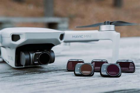 tiffen unveils    polarizer filters  dji mavic mini
