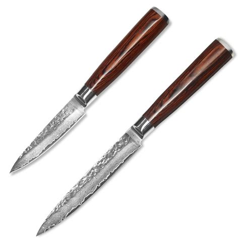 Brand Kitchen Knives by Qing Brand Kitchen Knives 3 5 Inch Fruit Knife 5 Inch