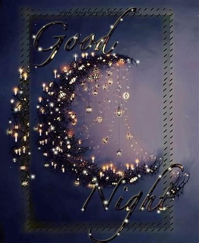 Night Animated Lovethispic Gifs Candlelit Nighty Wish