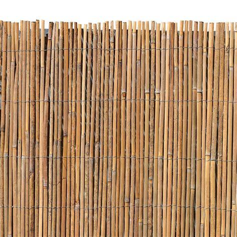 Garten Sichtschutz Bambus Natur by Estexo 174 Bambusmatte Sichtschutzzaun Garten Zaun Natur