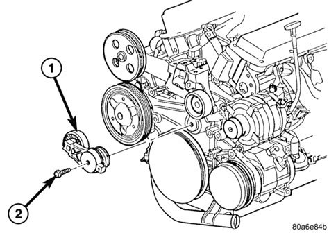 2001 Dodge Caravan Serpentine Belt Diagram by 2001 Town The Engine Makes A Growling Noise Bearing Noise