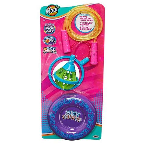 Maui Jump Rope Twizzler Hopper and Pop Sky Bouncer 3