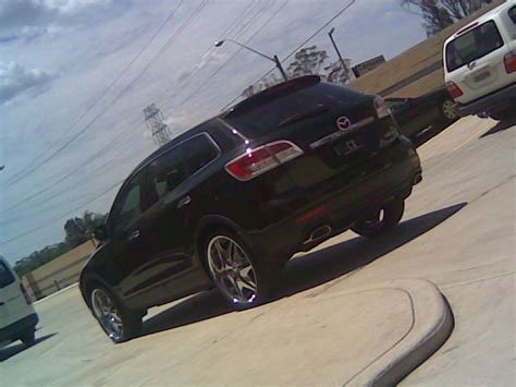 Mazda Cx 9 Modification by Naz11y 2008 Mazda Cx 9 Specs Photos Modification Info At