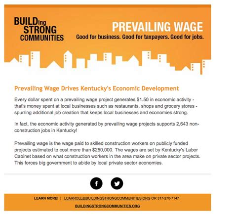 Ky Labor Cabinet Prevailing Wage prevailing wage drives kentucky s economic development