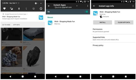 instant app android android apps ohne installation so lassen sich die instant