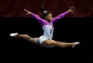 Simone Biles on top again at US gymnastics championships ...  Gymnastics