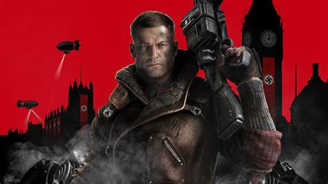 Wolfenstein New Colossus Teased By Bj Blazkowicz Actor