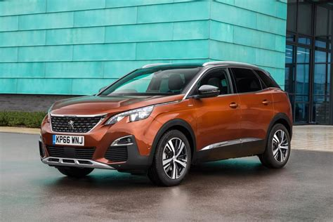 Peugeot 3008 Picture by New Peugeot 3008 Gt Line 2016 Review Pictures Auto Express