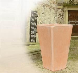 Blumentopf Untersetzer 70 Cm : moderne terracottat pfe f r den garten handel versand kaufen shop bestellen blumen ~ Orissabook.com Haus und Dekorationen
