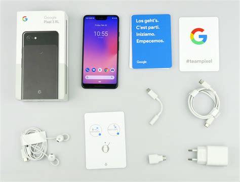 google pixel  xl unboxing googles pie flagship