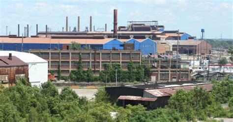 built st louis the industrial city