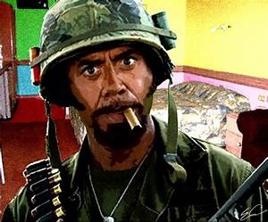 My favorite line from Tropic Thunder | eric coomer